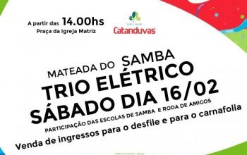 Mateada do Samba